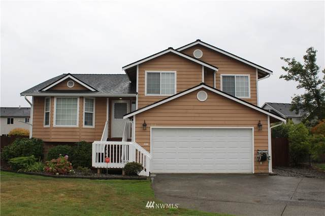 503 Whitehawk Court NW, Orting, WA 98360 (#1665655) :: Keller Williams Realty