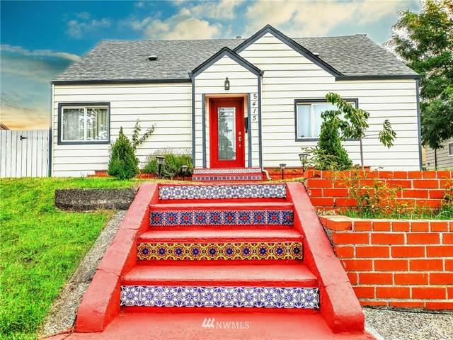 5415 S Junett Street, Tacoma, WA 98409 (#1665703) :: Ben Kinney Real Estate Team