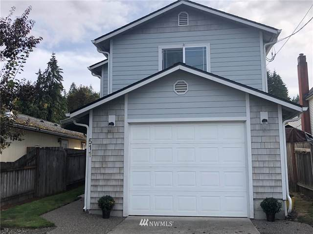 511 W Wyandotte Avenue, Shelton, WA 98584 (#1665722) :: Better Properties Lacey