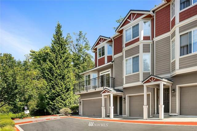 2840 139th Avenue SE #26, Bellevue, WA 98005 (#1665805) :: Keller Williams Realty