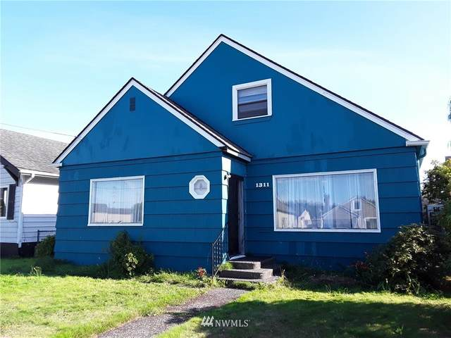 1311 W 2nd Street, Aberdeen, WA 98520 (#1665857) :: Commencement Bay Brokers