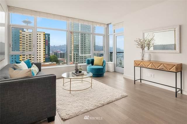 583 Battery Street 1004N, Seattle, WA 98121 (#1665896) :: Ben Kinney Real Estate Team
