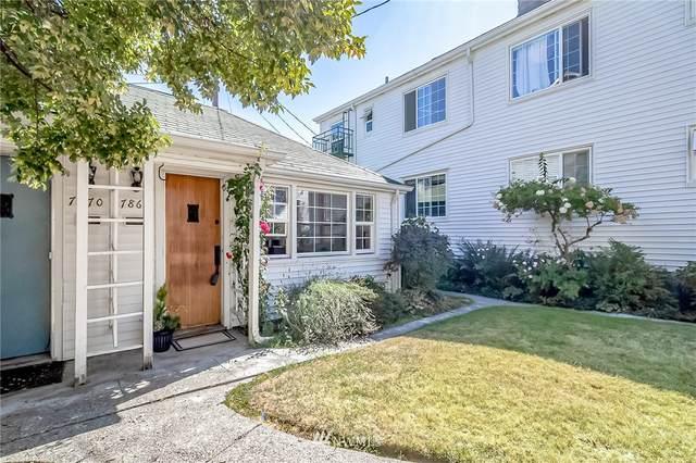 7868 Green Lake Drive #9, Seattle, WA 98103 (#1665902) :: McAuley Homes