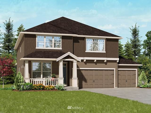 28201 65th Drive NW Lot92, Stanwood, WA 98292 (#1665922) :: Ben Kinney Real Estate Team