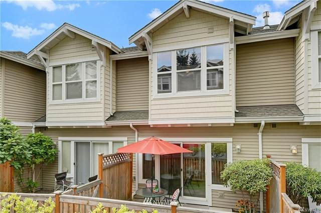 2680 139th Avenue SE #46, Bellevue, WA 98005 (#1665938) :: Keller Williams Realty
