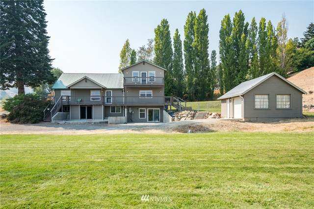 525 Sage Hills Drive, Wenatchee, WA 98801 (#1665971) :: Ben Kinney Real Estate Team