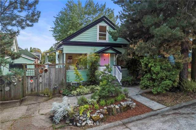 1011 N Motor Place, Seattle, WA 98103 (#1665976) :: McAuley Homes