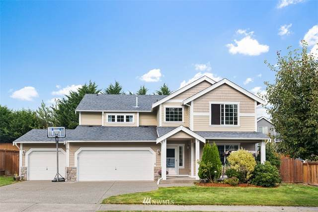 3008 SW 311th Street, Federal Way, WA 98023 (#1665979) :: McAuley Homes