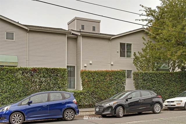 1729 12th Avenue S #205, Seattle, WA 98144 (#1665981) :: NextHome South Sound