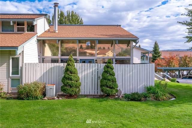 10 S Cove Avenue 3A, Wenatchee, WA 98801 (#1666029) :: McAuley Homes