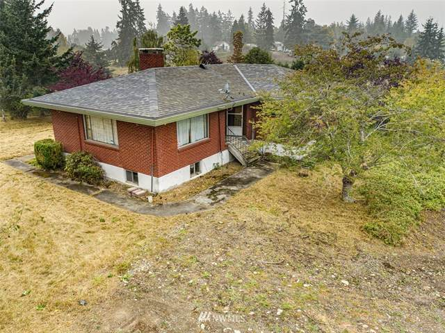 307 Mount Pleasant Road, Port Angeles, WA 98362 (#1666033) :: Pacific Partners @ Greene Realty