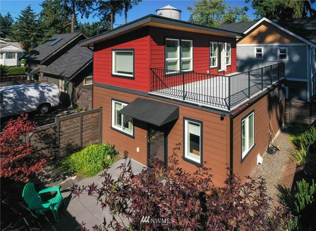 14349 Dayton Avenue N B, Seattle, WA 98133 (#1666120) :: Ben Kinney Real Estate Team