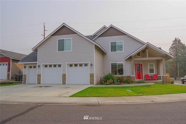 1202 N Tanglewood Court, Ellensburg, WA 98926 (MLS #1666133) :: Nick McLean Real Estate Group