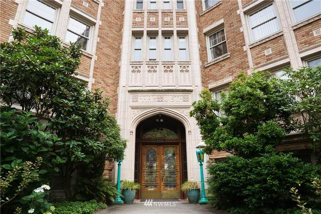 5810 Cowen Place NE #209, Seattle, WA 98105 (#1666208) :: McAuley Homes