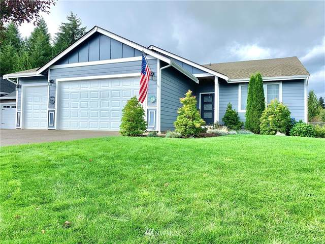 1493 N Summit Road, McCleary, WA 98557 (#1666234) :: Better Properties Lacey