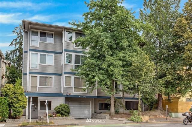 12026 15th Avenue NE #203, Seattle, WA 98125 (#1666250) :: Ben Kinney Real Estate Team