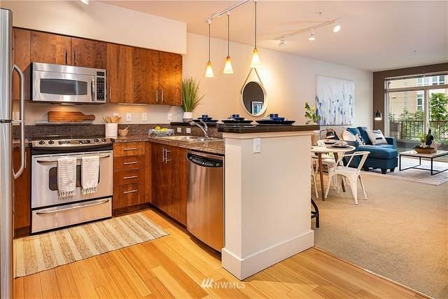 5650 24th Avenue NW #206, Seattle, WA 98107 (#1666256) :: Ben Kinney Real Estate Team
