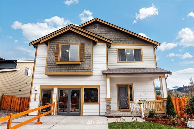 337 S Sergeant Street #129, Buckley, WA 98321 (#1666322) :: The Torset Group