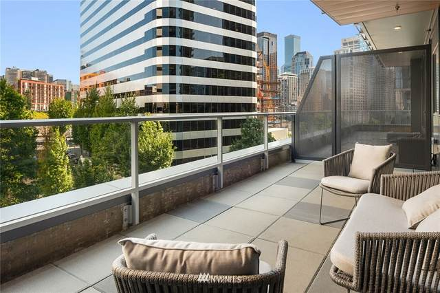 1808 Minor Avenue #701, Seattle, WA 98101 (#1666330) :: Ben Kinney Real Estate Team