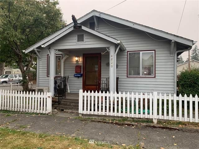 4820 S Sheridan Avenue, Tacoma, WA 98408 (#1666345) :: Ben Kinney Real Estate Team