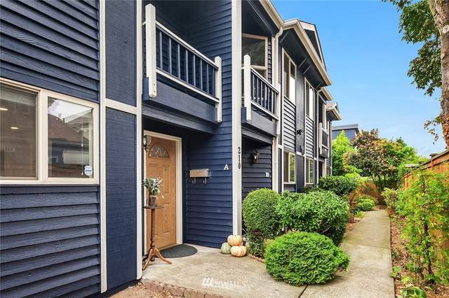 210 19th Avenue A, Seattle, WA 98122 (#1666358) :: Ben Kinney Real Estate Team