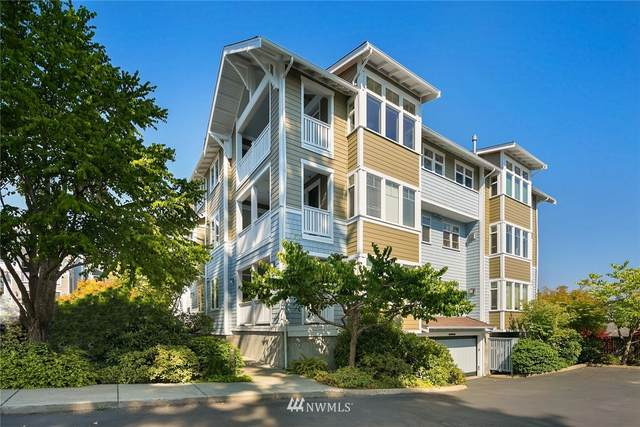 120 Hall Brothers Loop NW #102, Bainbridge Island, WA 98110 (#1666359) :: Ben Kinney Real Estate Team