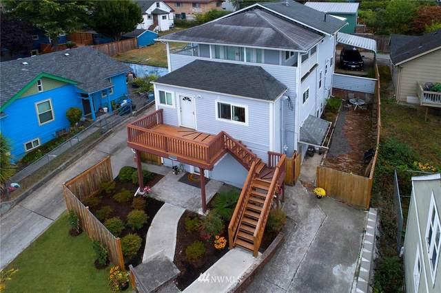 5214 35th Avenue S, Seattle, WA 98118 (#1666370) :: NextHome South Sound