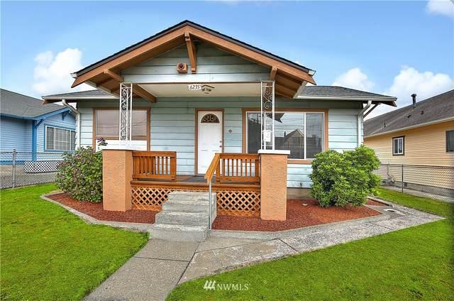 6235 S Warner Street, Tacoma, WA 98409 (#1666398) :: Ben Kinney Real Estate Team