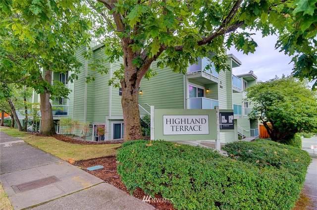 8812 20th Avenue NE A205, Seattle, WA 98115 (#1666422) :: Ben Kinney Real Estate Team
