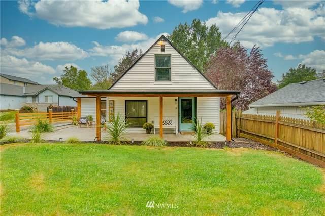 570 NE 43rd, Camas, WA 98607 (MLS #1666427) :: Brantley Christianson Real Estate