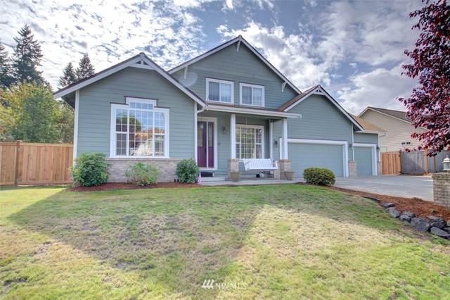 4020 Lake Cove Loop SE, Olympia, WA 98501 (#1666450) :: Ben Kinney Real Estate Team