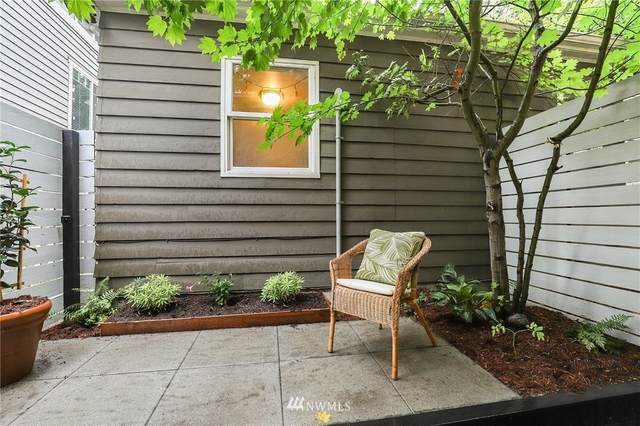 1119 N 85th Street A, Seattle, WA 98103 (#1666467) :: Urban Seattle Broker