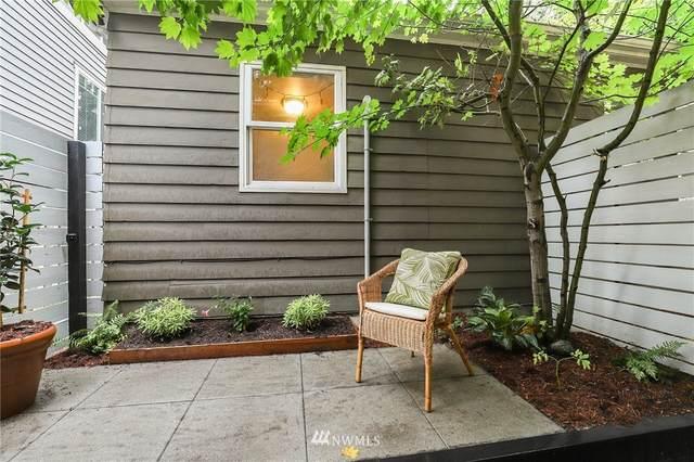 1119 N 85th Street A, Seattle, WA 98103 (#1666467) :: Pickett Street Properties
