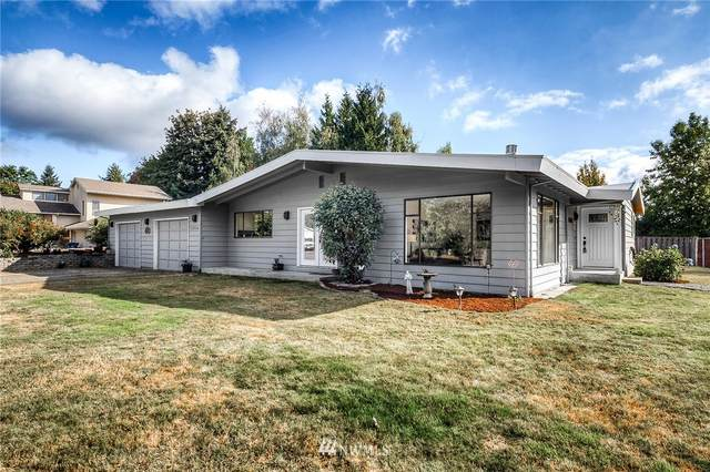12716 SE 258th Street, Kent, WA 98030 (#1666512) :: Ben Kinney Real Estate Team