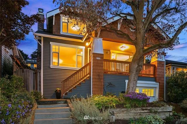 6048 4th Avenue NW, Seattle, WA 98107 (#1666515) :: Becky Barrick & Associates, Keller Williams Realty