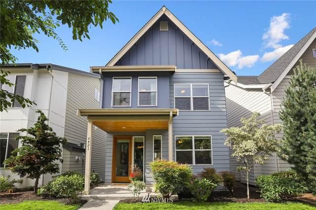 4421 Renton Avenue S, Seattle, WA 98108 (#1666531) :: NextHome South Sound