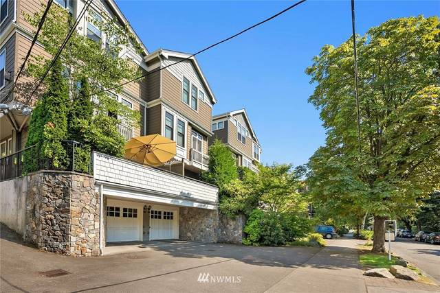 744 Boylston Avenue E A, Seattle, WA 98102 (#1666535) :: Costello Team