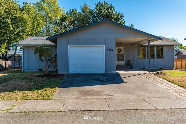 486 SE Ireland Street, Oak Harbor, WA 98277 (#1666550) :: Urban Seattle Broker