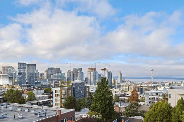 705 E Republican Street #306, Seattle, WA 98102 (#1666552) :: Better Properties Lacey