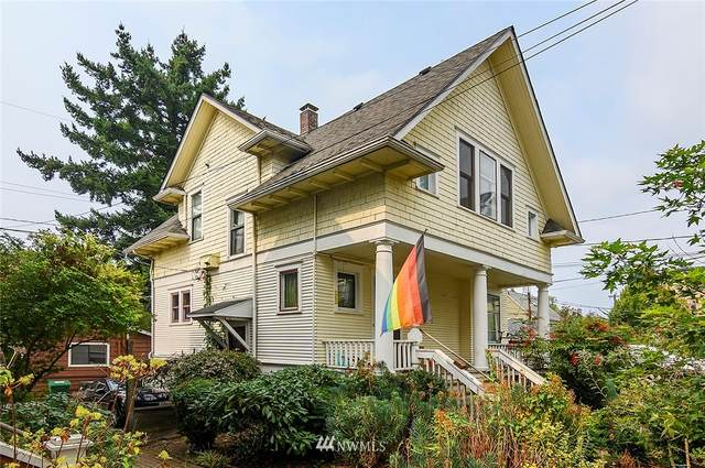 917 17th Avenue, Seattle, WA 98122 (#1666611) :: Ben Kinney Real Estate Team