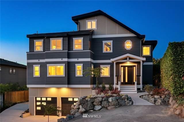 2312 NW 98th Street, Seattle, WA 98117 (#1666614) :: Ben Kinney Real Estate Team