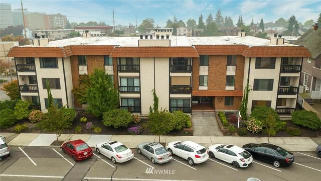 3207 Colby Avenue #304, Everett, WA 98201 (#1666624) :: Better Properties Lacey