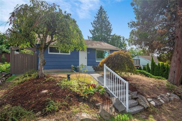 417 SW 106th Street, Seattle, WA 98146 (#1666625) :: Ben Kinney Real Estate Team