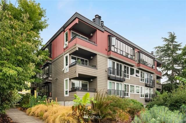 1601 E Columbia Street #104, Seattle, WA 98122 (#1666701) :: Ben Kinney Real Estate Team