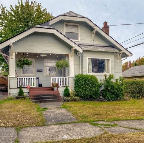 610 S 40th Street, Tacoma, WA 98418 (#1666706) :: Ben Kinney Real Estate Team