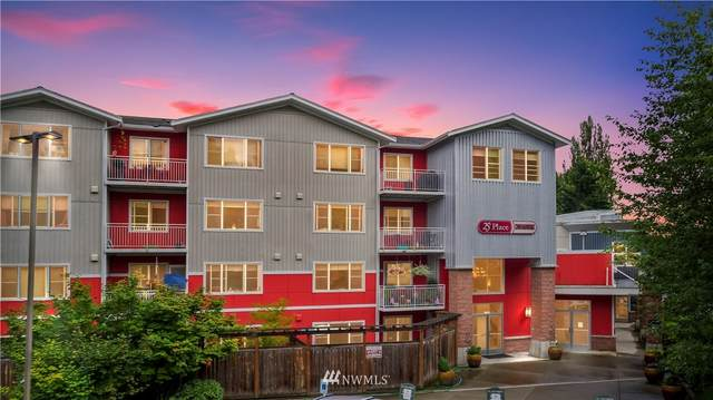 19500 Ballinger Way NE #205, Shoreline, WA 98155 (#1666755) :: TRI STAR Team | RE/MAX NW
