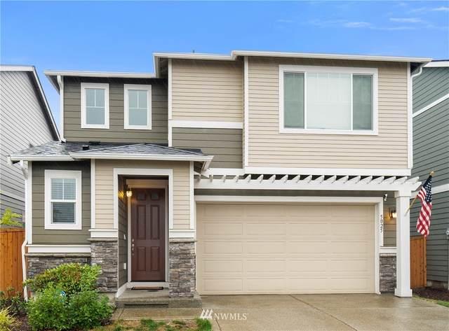 5025 Andrew Street SE, Lacey, WA 98503 (#1666774) :: Ben Kinney Real Estate Team
