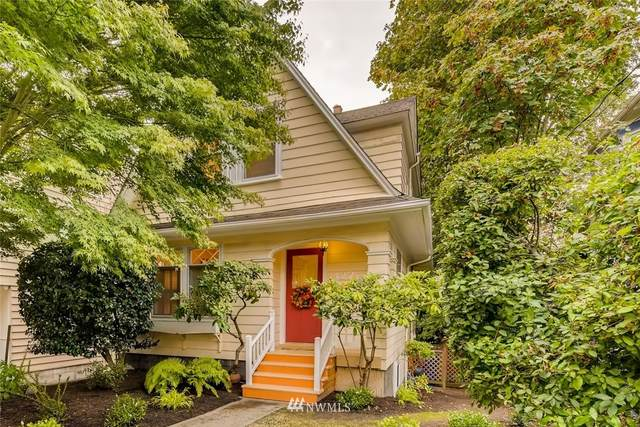 427 11th Avenue E, Seattle, WA 98102 (#1666881) :: Ben Kinney Real Estate Team