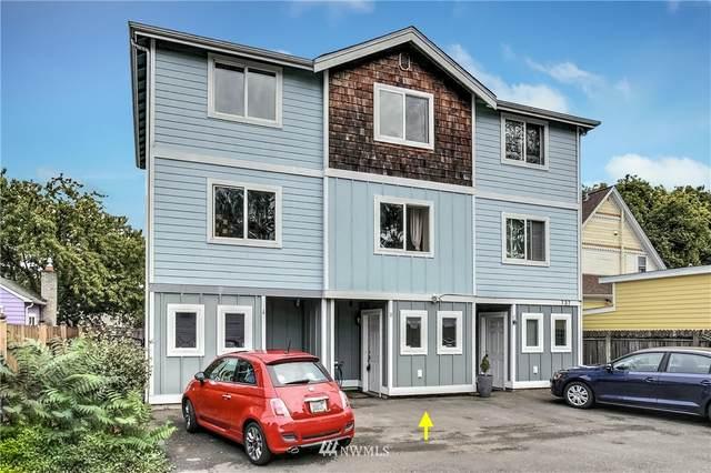 737 S Homer Street B, Seattle, WA 98108 (#1666923) :: Better Properties Lacey