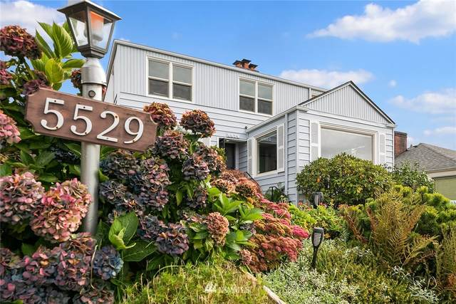 5529 SW Campbell Place, Seattle, WA 98116 (#1666926) :: Mosaic Realty, LLC